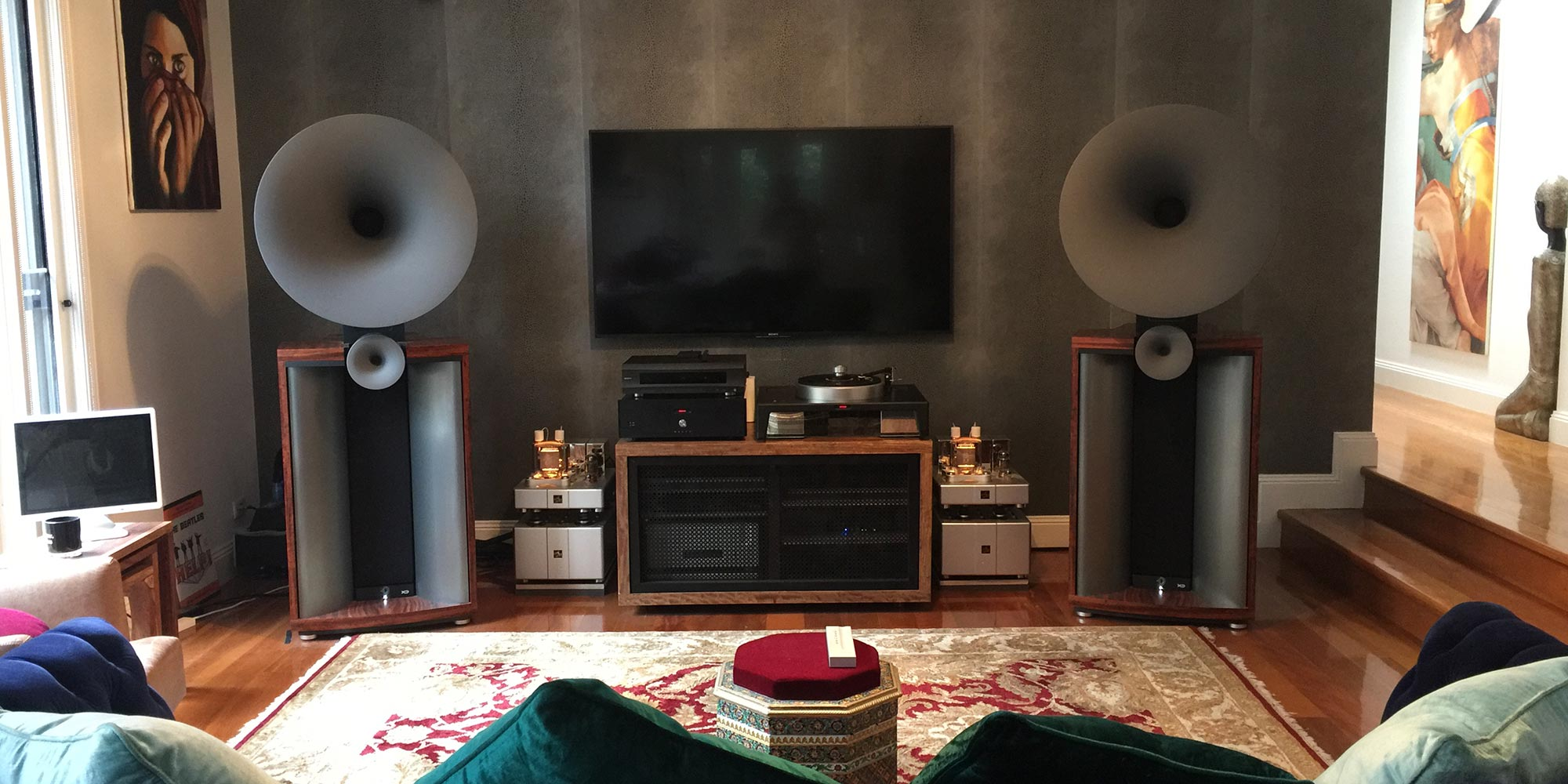 Audiophile Sound Nirvana Room 3