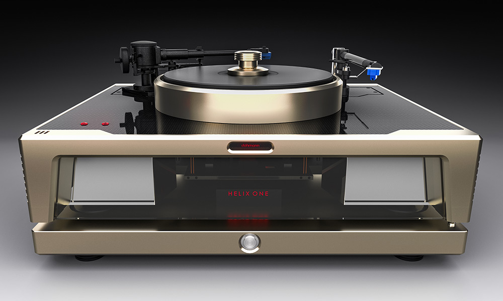 Dohmann Audio Turntable