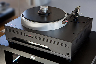 Döhmann Helix 2 turntable