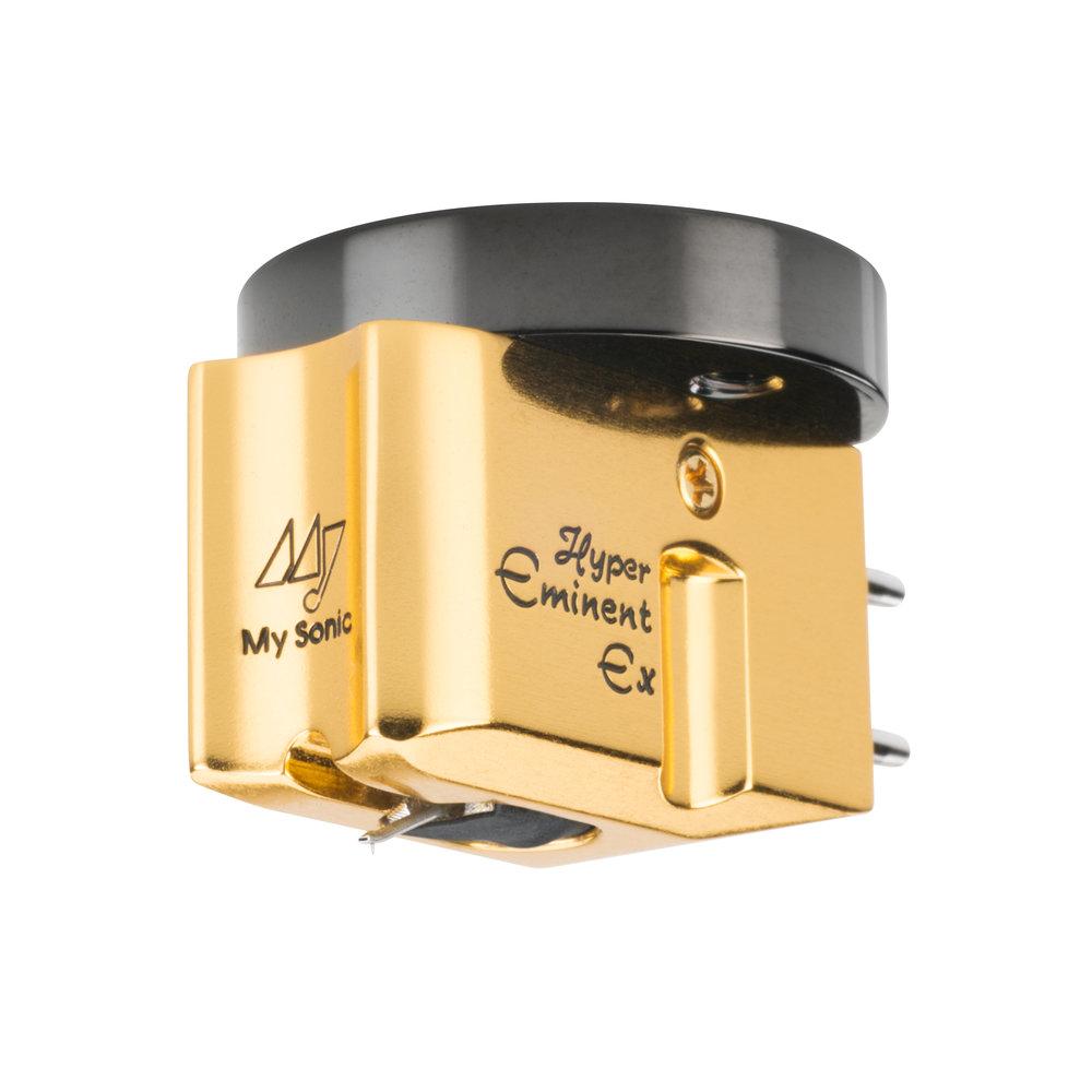 Hyper Eminent EX - My Sonic Lab Stereo MC Phono Cartridge