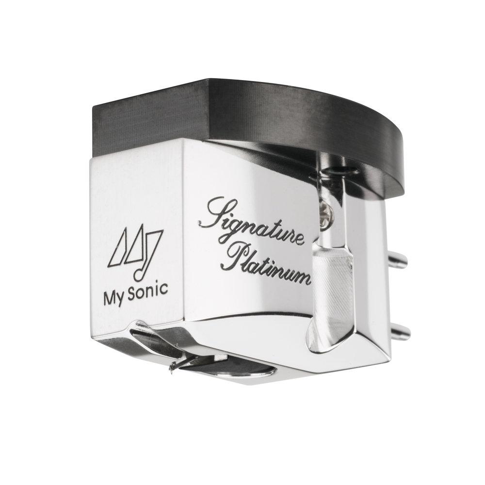 Signature Platinum - My Sonic Lab Stereo MC Phono Cartridge