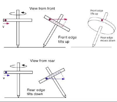Spinning Top (diagram b)