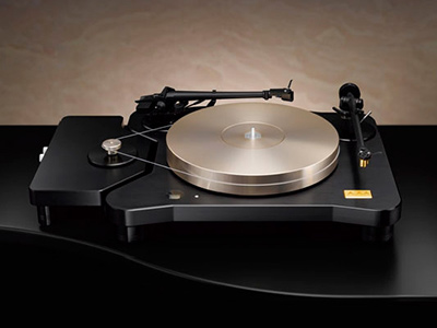 Air Tight Turntable