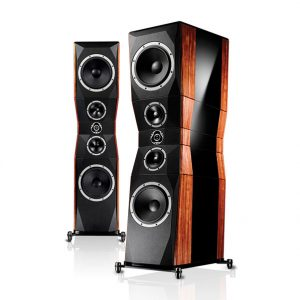 Peak Consult Dragon Legend Mk II Loudspeakers