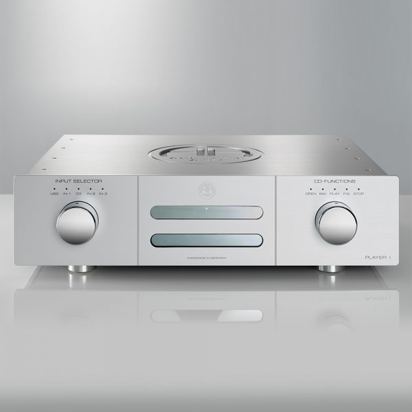 Accustic Arts Player I CD Player & DAC