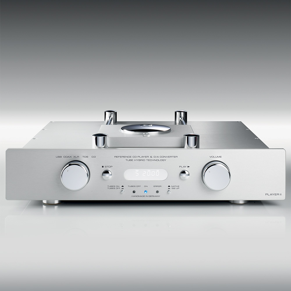 Accustic Arts Player 2 Reference CD Player & DAC
