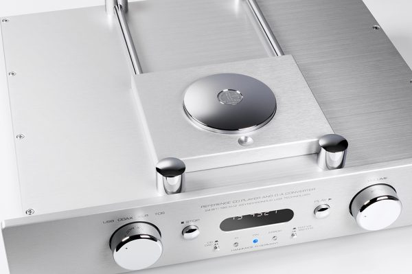 Accustic Arts Player 2 Detail - Top, Reference CD Player & DAC