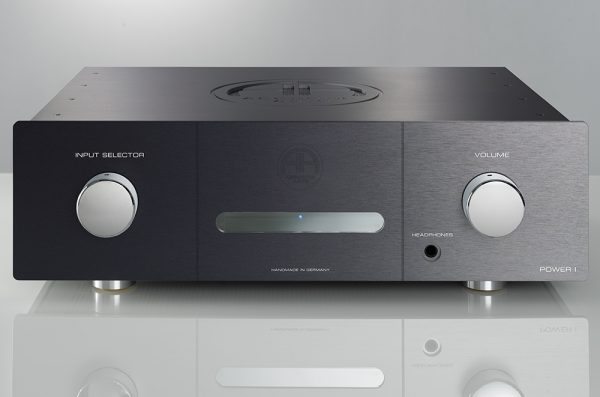 Accustic Arts Power I Integrated Amplifier Black