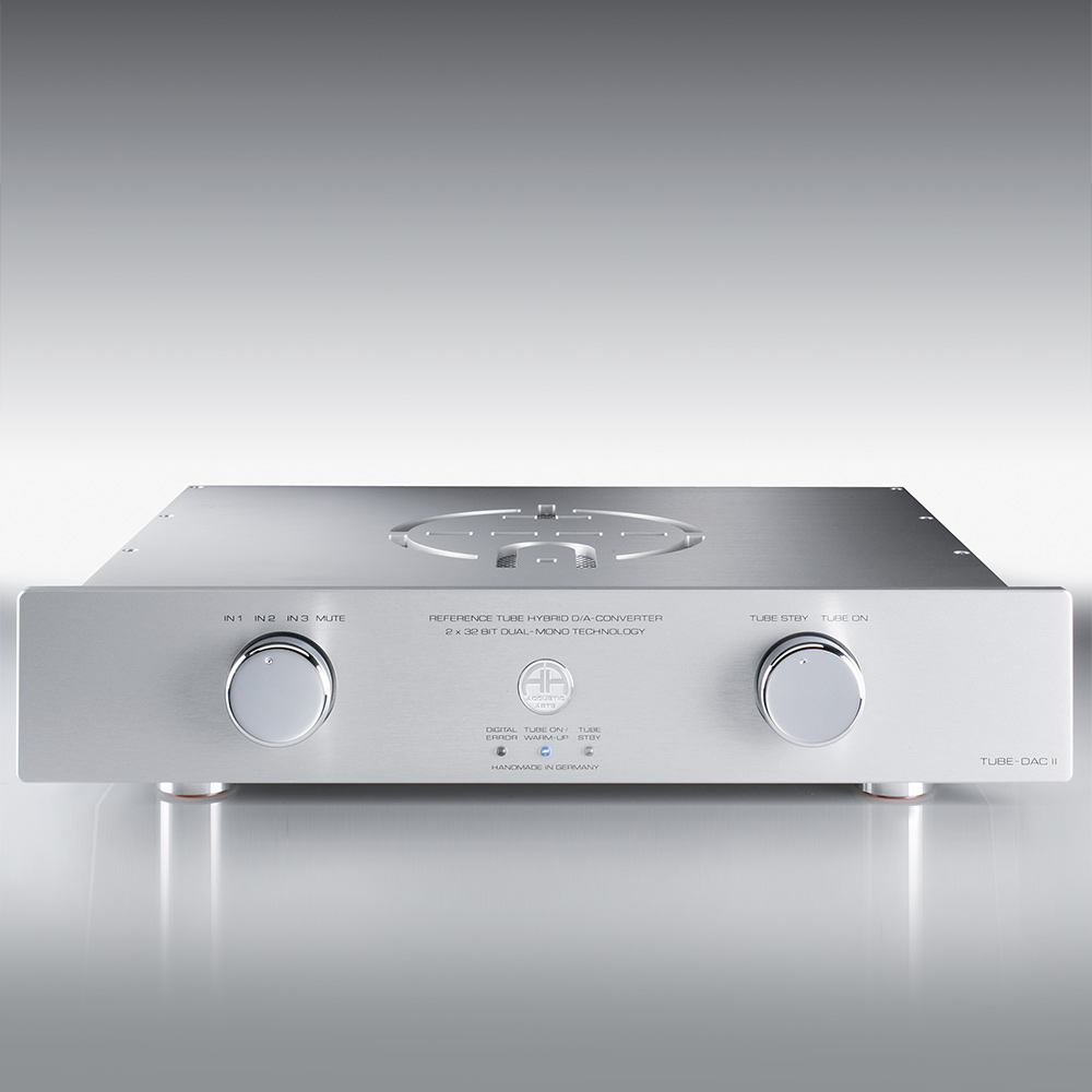 Accustic Arts Tube DAC 2 Mk3 Reference DAC