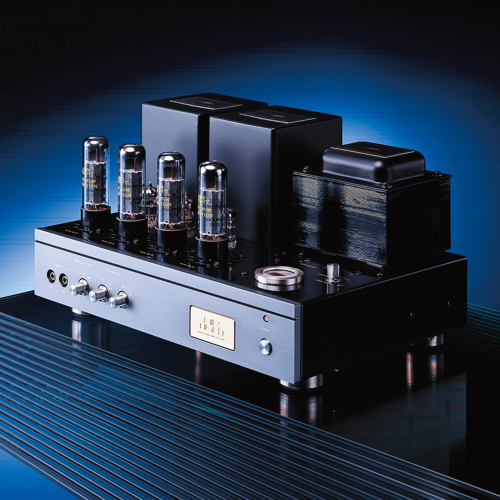 Air Tight ATM-1S Stereo Power Amplifier (EL34)