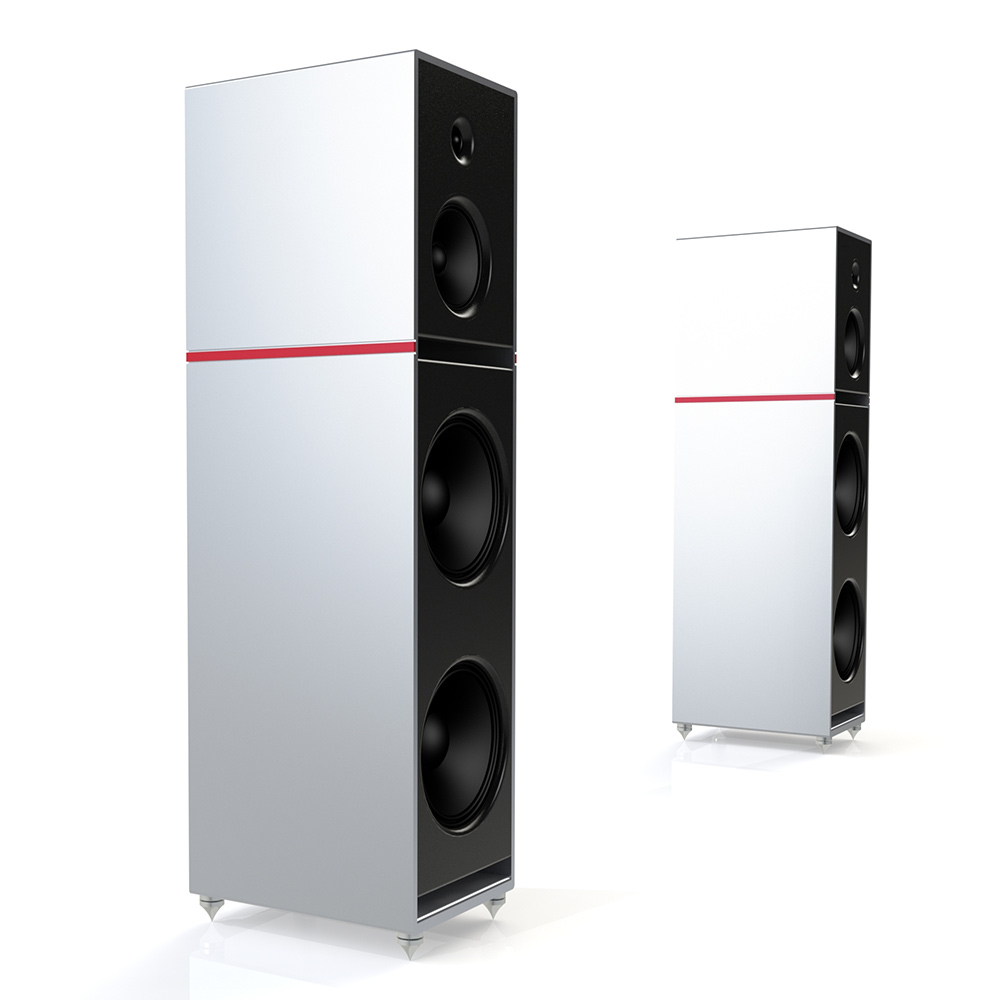 Stenheim Alumine Five 3 Way Floor Standing Speaker