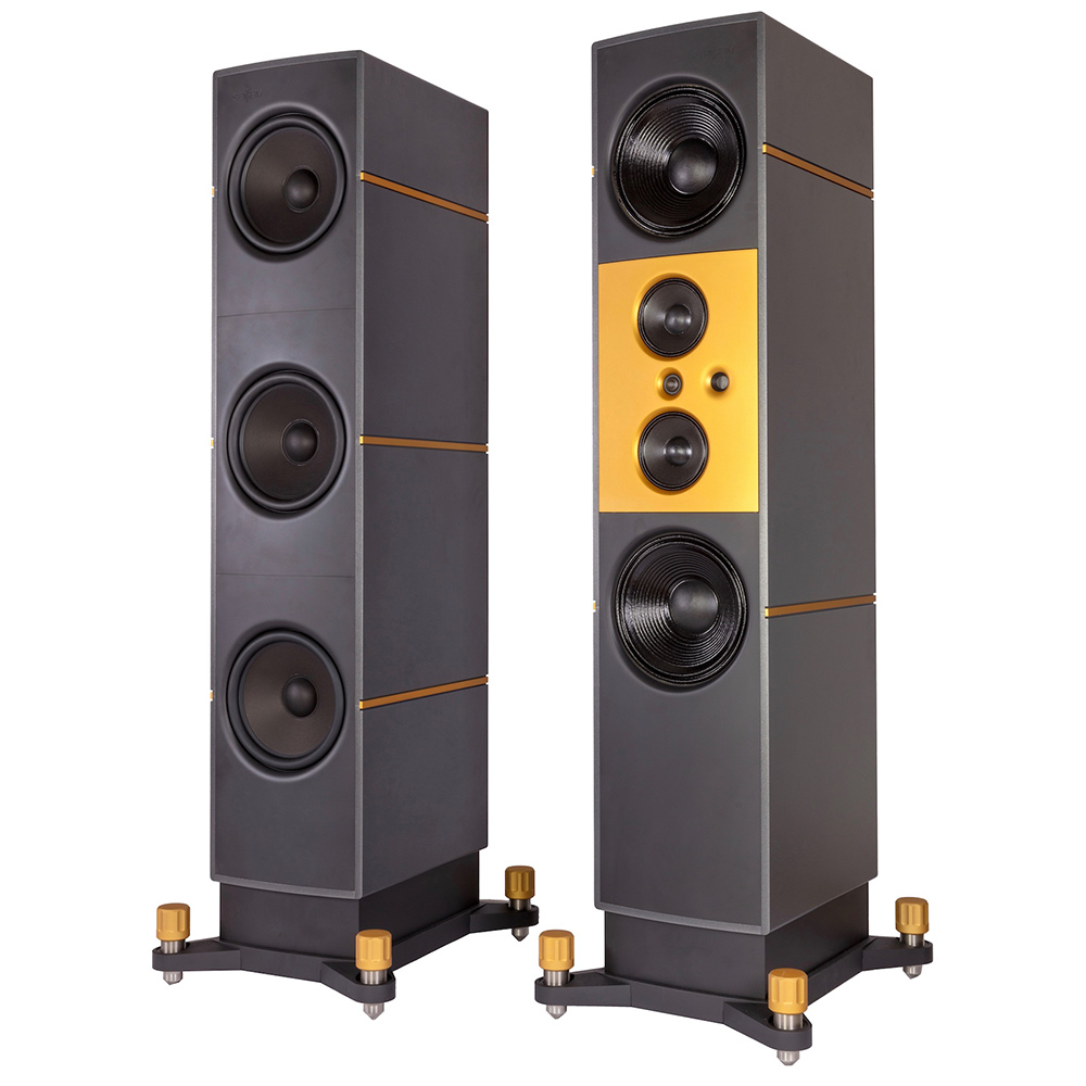 Stenheim Reference Statement 4 Way Floor Standing Speaker with Sub-Towers