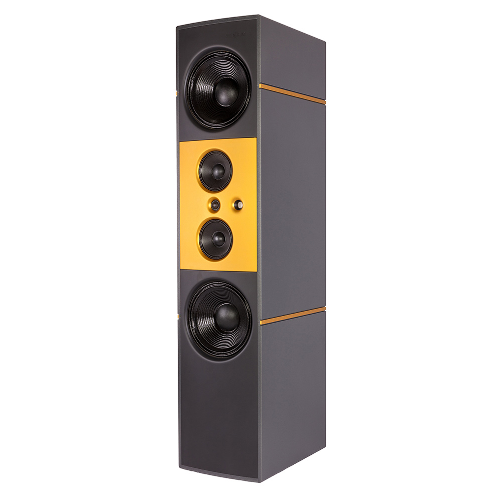 Stenheim Reference Ultime 4 Way Floor Standing Speaker