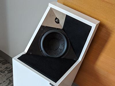 Larsen Speaker Detail