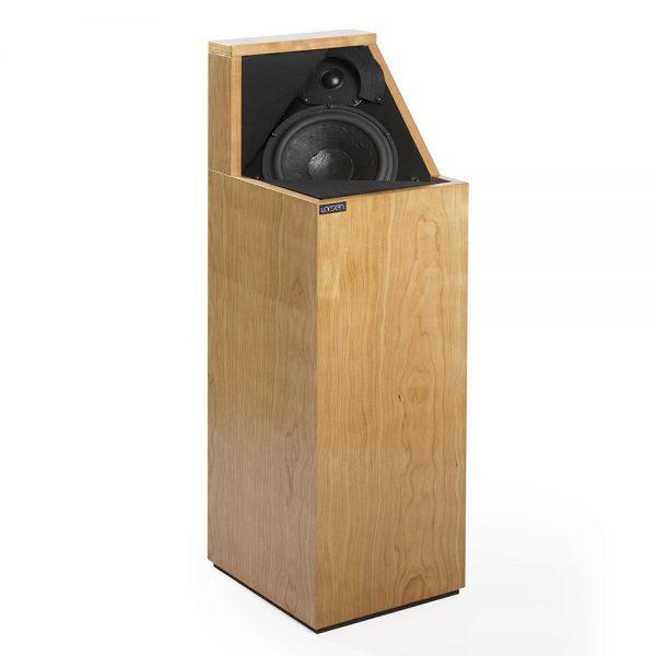 Larsen 6.2 speakers 3/4 view