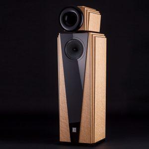 Cessaro Art Deco Speaker