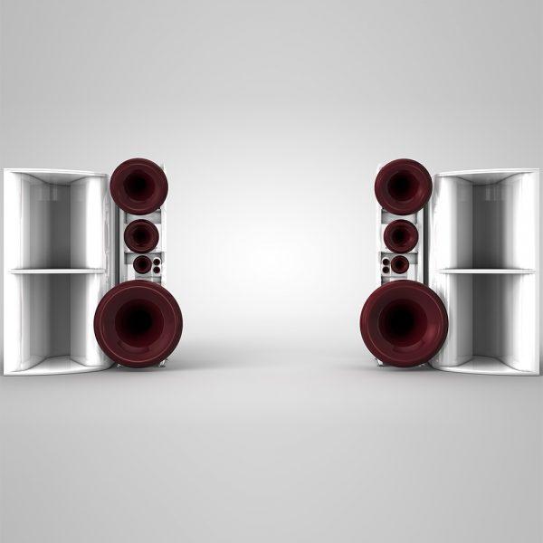 Cessaro Horn Acoustics Omega F16 Ultimate Customised Loudspeaker System for Auditoriums