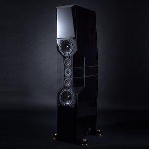 Cessaro Horn Acoustics C1 3-way Complete Active Audio System