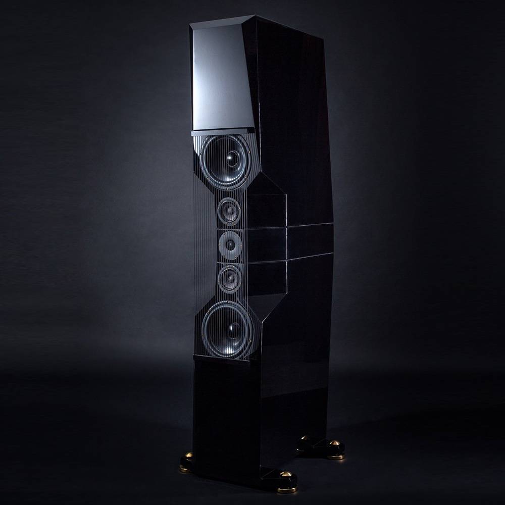 Cessaro Horn Acoustics C1 3-way Complete Active Audio System