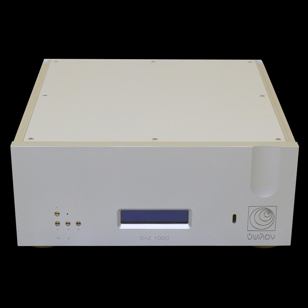 Ypsilon DAC-1000 Non-Oversampling D/A Converter