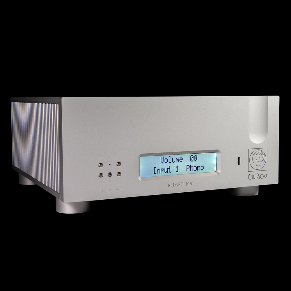 Ypsilon Phaethon Integrated Hybrid Amplifier