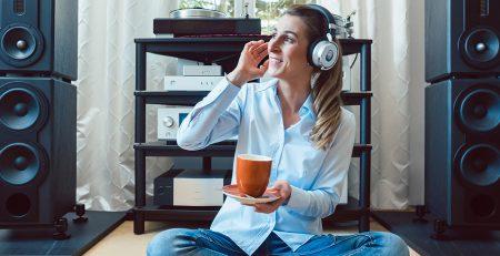 Help I married an audiophile