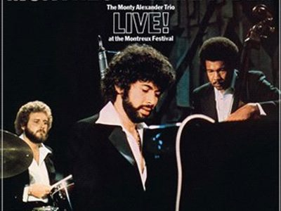 The Monty Alexander Trio–Montreux Alexander - Live! At The Montreux