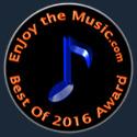 Enjoy the Music Best of 2016 Award