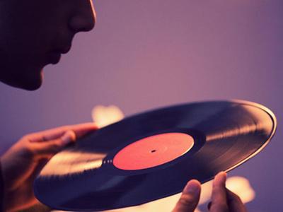 Vinyl mood