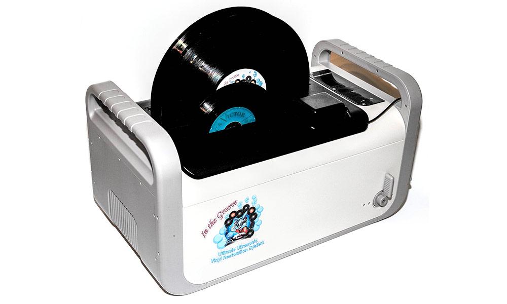 Kirmuss KA RC1 Ultrasonic Record Cleaning Machine
