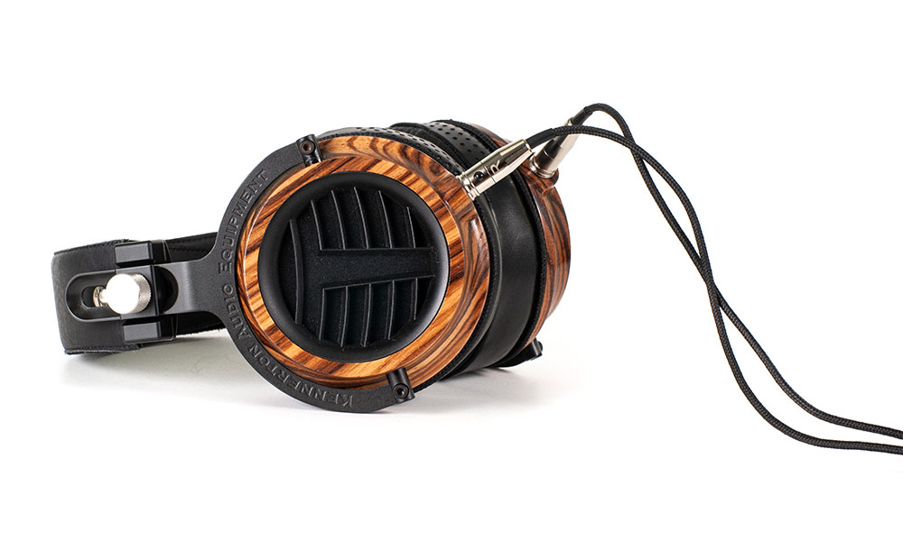 Kennerton Thror Zebrano Headphones
