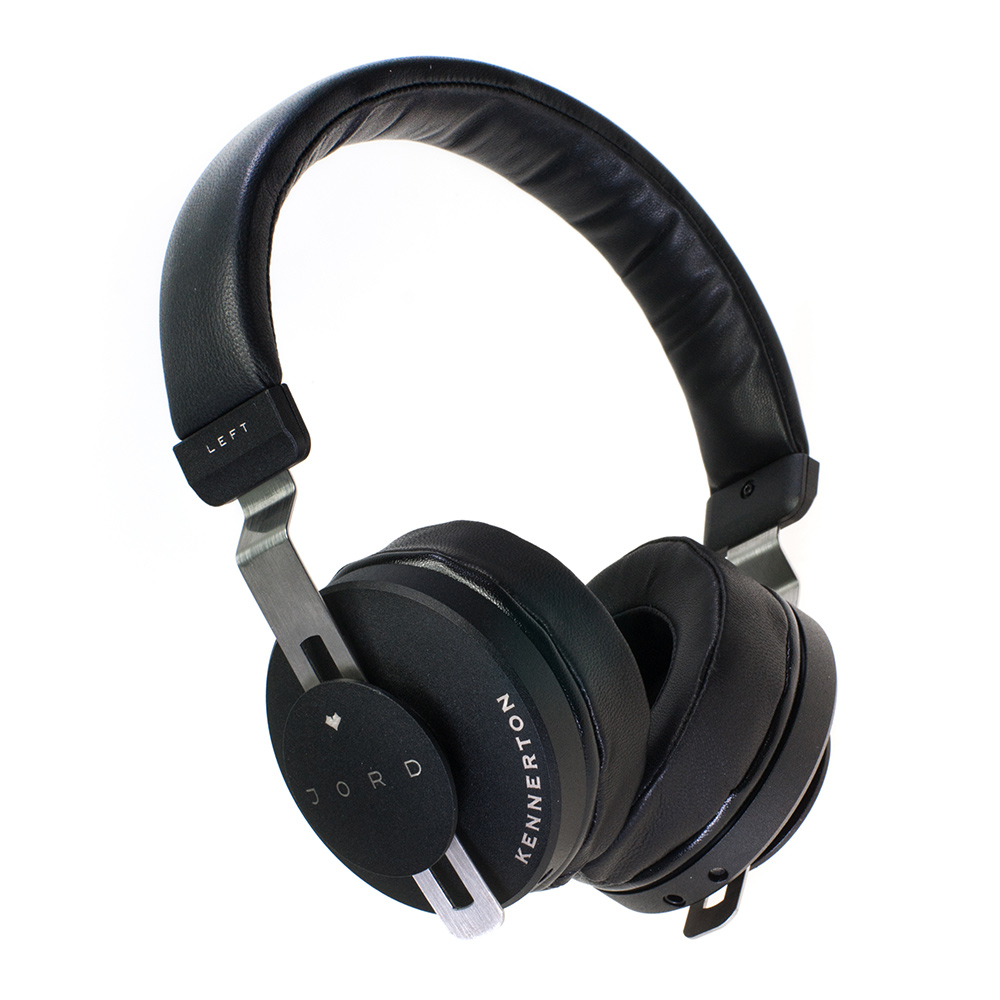 Kennerton Audio Jord Closed Back On-Ear HiFi Headphones