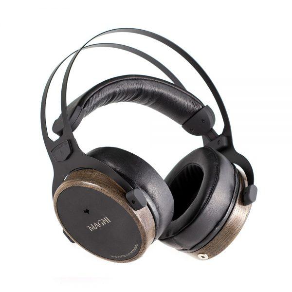 Kennerton Audio Magni Oak High Performance Graphene Membrane Headphones