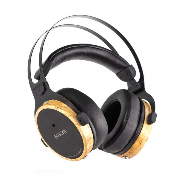 Kennerton Audio Magni Karelian Birch High Performance Graphene Membrane Headphones