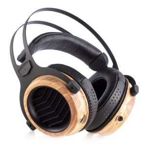 Kennerton Audio Odin Curly Maple Precision Planar Magnetic Headphones
