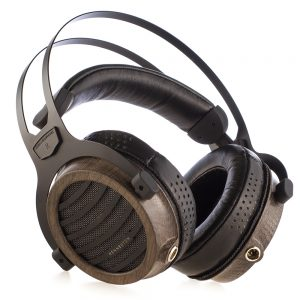 Kennerton Audio Thekk Bog Oak Statement Planar Magnetic Open Back Headphones