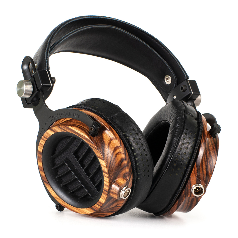 Kennerton Audio Thror Zebrano Ultimate Planar Magnetic Open Back Headphones
