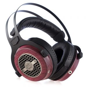 Kennerton Audio Vali Purple Heart High Performance Composite Membrane Headphones