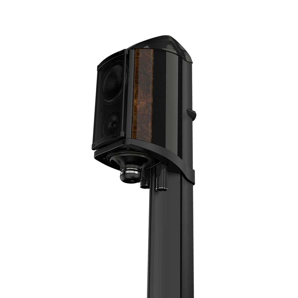Wilson Benesch Endeavour Geometry Series 2.5-Way Stand Mount Speaker