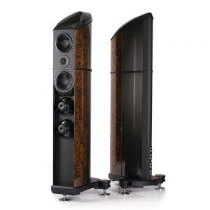 Wilson Benesch Resolution Geometry Series 2-Way Electric, 4-Way acoustic, Floor Standing Speaker