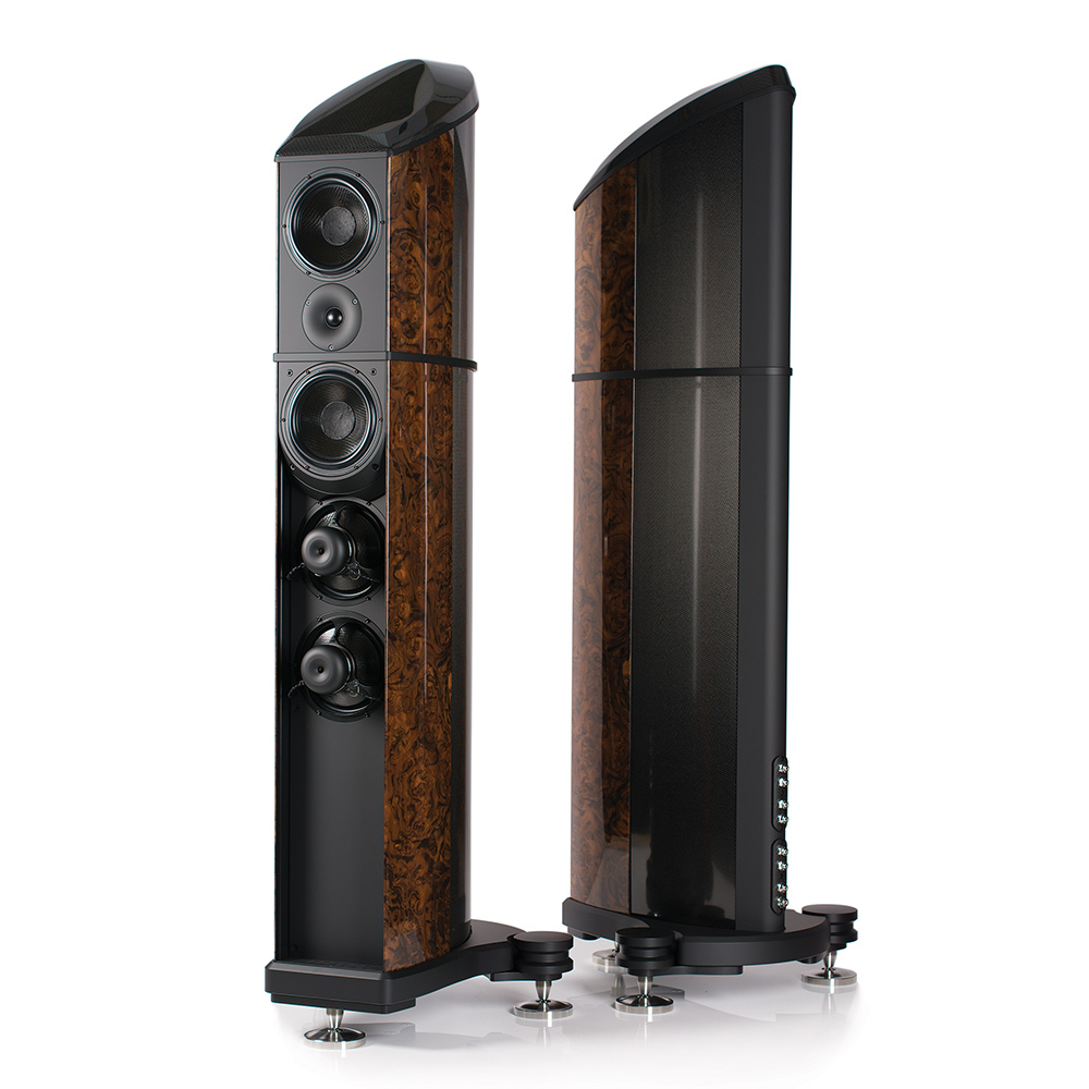 Wilson Benesch Resolution Geometry Series 2-Way Electric, 4-Way acoustic, Floor Standing Speaker