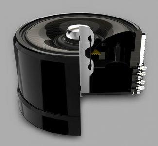 Wilson Benesch Torus Infrasonic Generator Cutaway