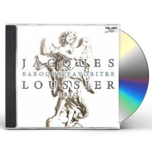 Jacques Loussier Trio - Baroque Favorites