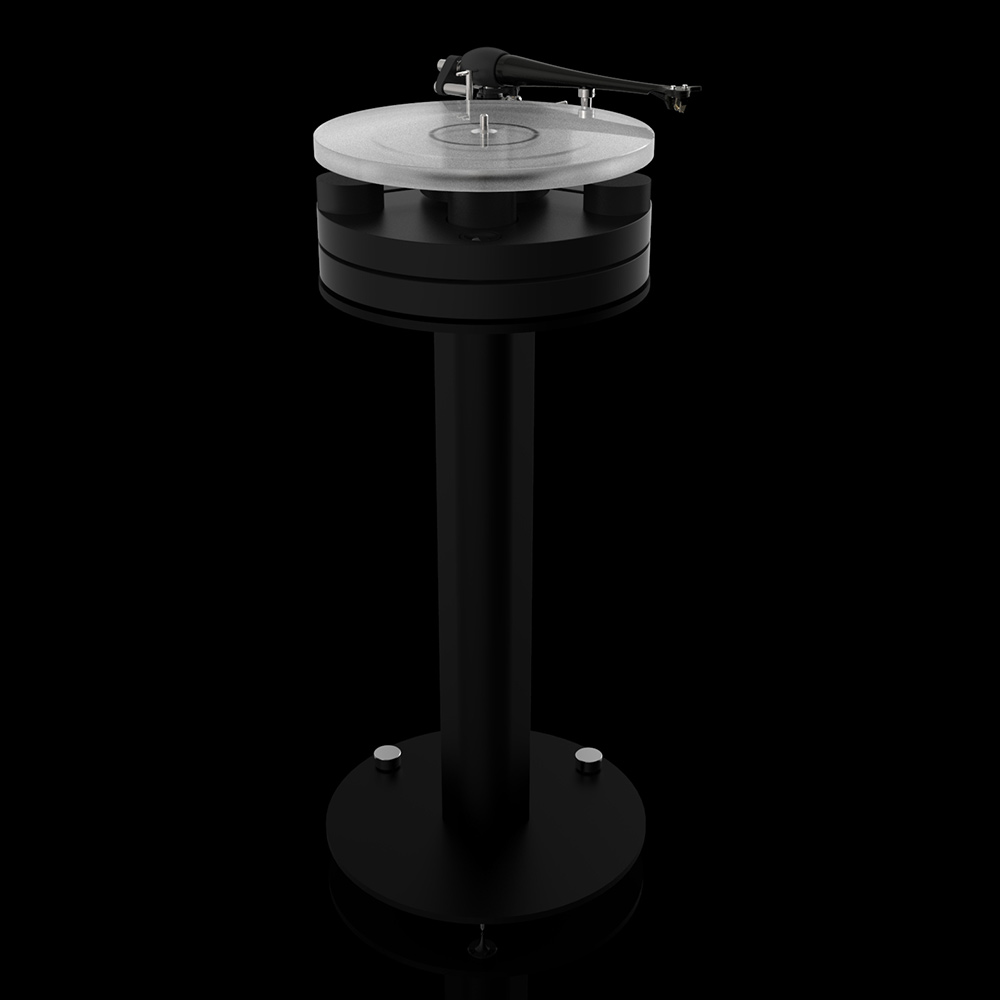 Wilson Benesch Circle Turntable Stand
