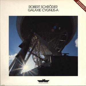 Robert Schroder - Galaxie Cygnus-A