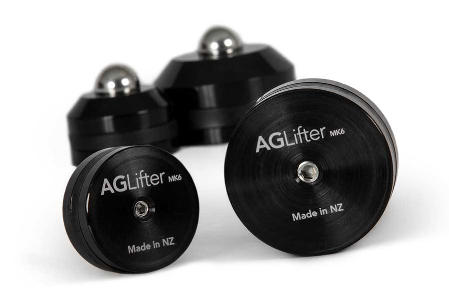 AG Lifter Isolation Feet