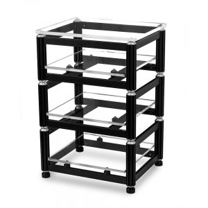 AG Lifter Crescendo Statement 4 Shelf Isolation Rack