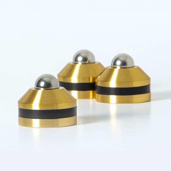 AG Lifter Dulcet 19 Gold Premium (Small) Isolation Feet
