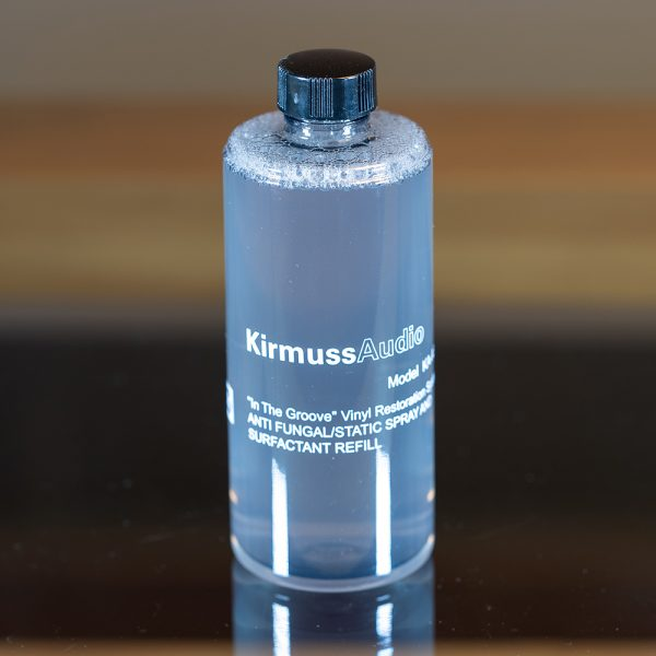 Kirmuss KA-AS1-R1 300ml Kirmuss Audio Bottle of Surfactant Solution Refill