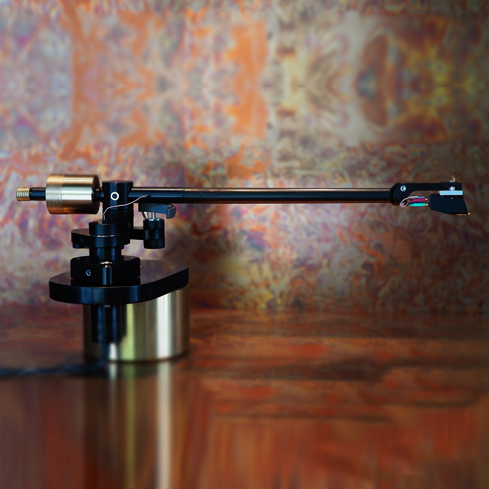 Schröder LT Linear Tracking Type Statement Tonearm
